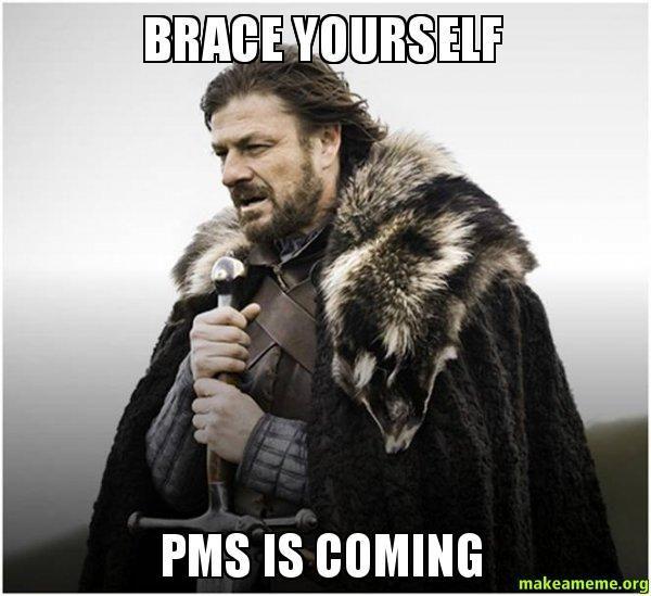PMS datang, waspadalah!