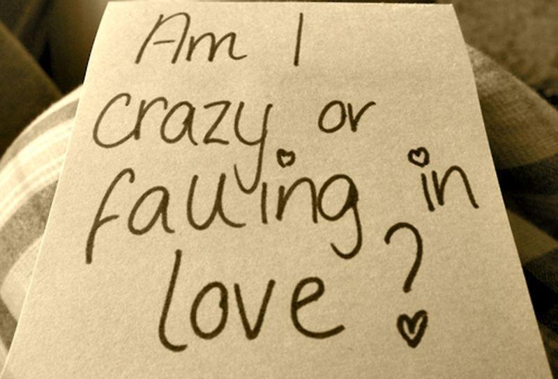 cinta memang bisa membuatmu gila