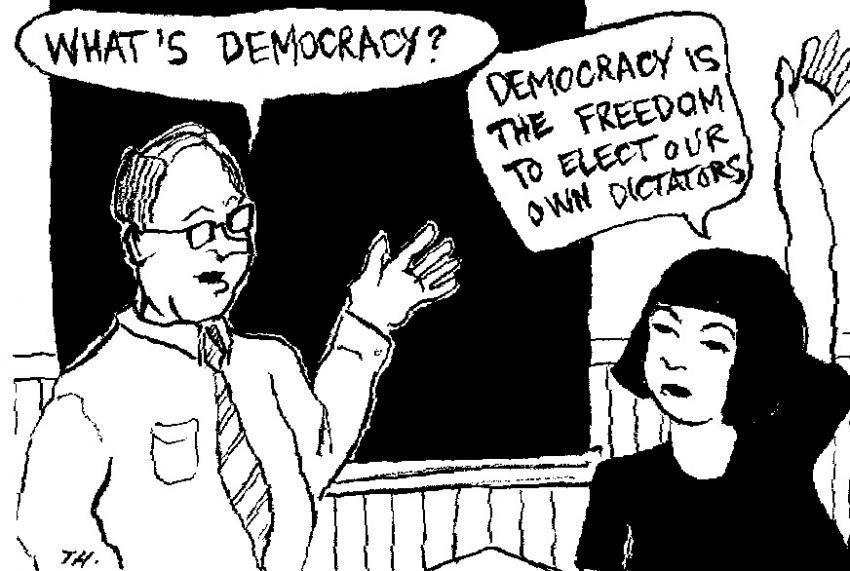 Revisi UU MD3 mengancam kebebasan demokrasi kita
