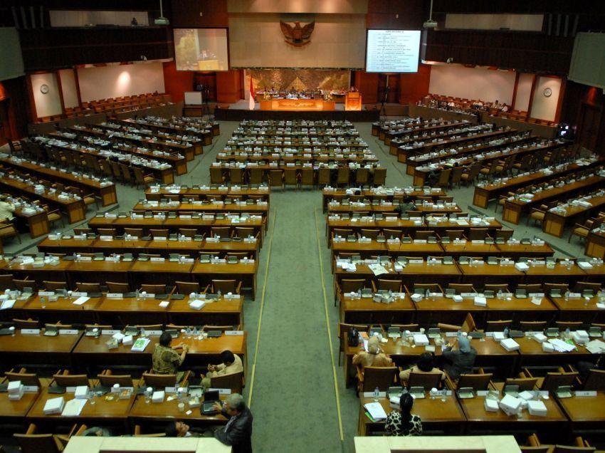 Revisi UU MD 3 telah disahkan secara aklamasi