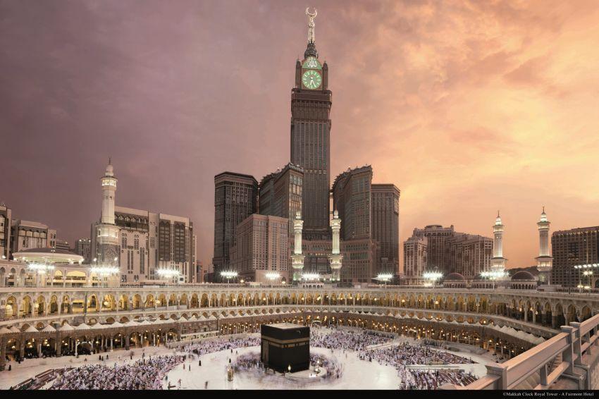 Merupakan jam terbesar di dunia