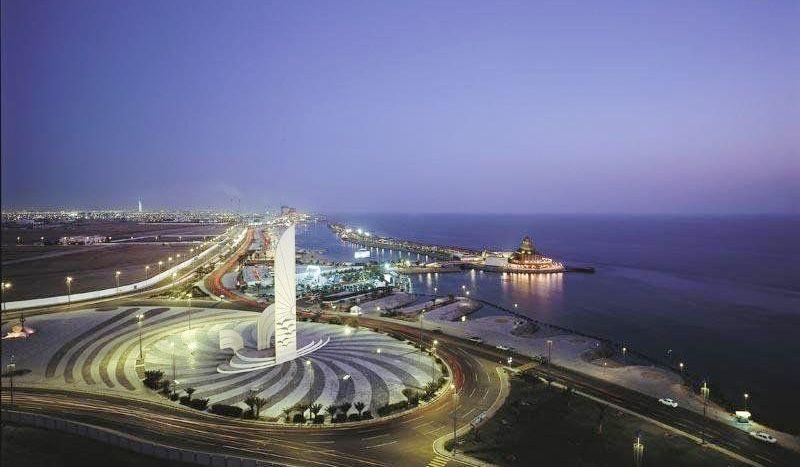 Kota pelabuhan Jeddah