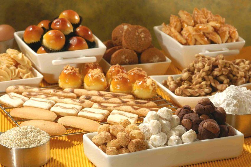 Kue-kue lebaran cantik yang siap dipilih