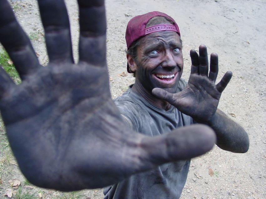 Mike Rowe, pemandu acara Dirty Jobs