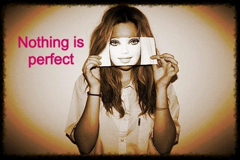 nggak ada yang sempurna