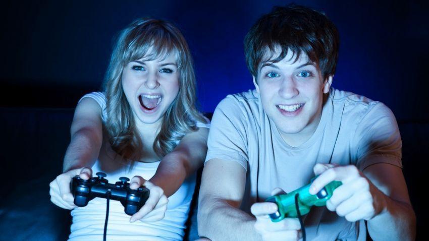 Gambar ini mewakili mimpi setiap gamer