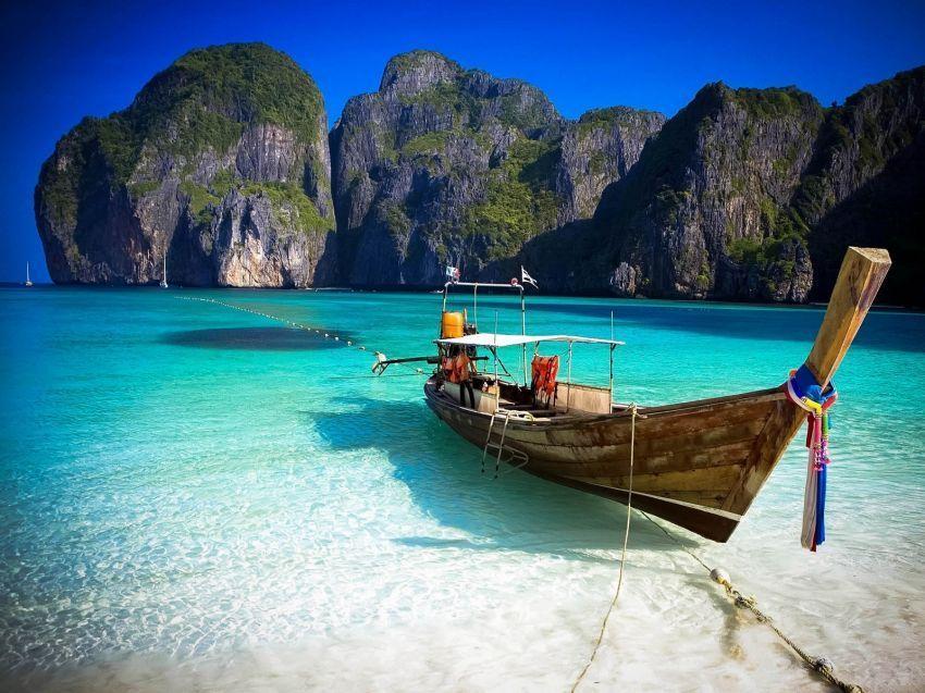 Pulau Phi Phi, Thailand