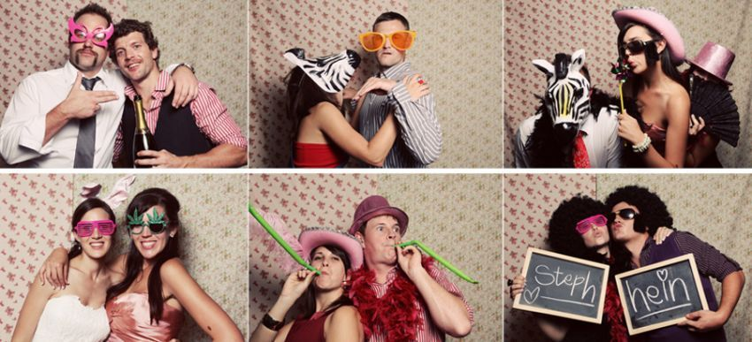 Photo Booth untuk Para Undangan? Yes, Please.