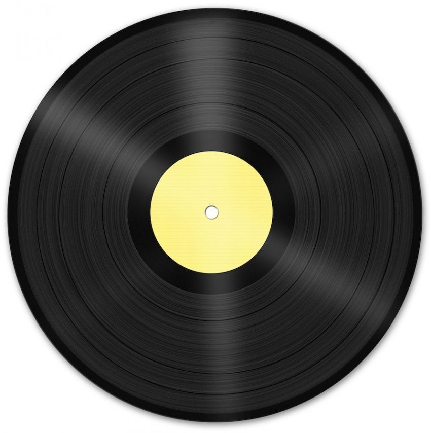 Vinyls are not dead!!