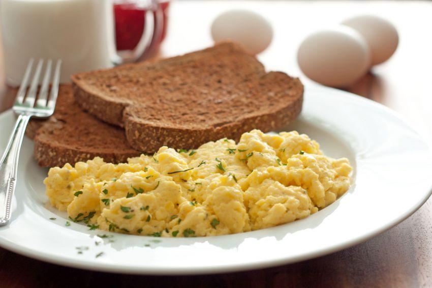 Telur orak-arik