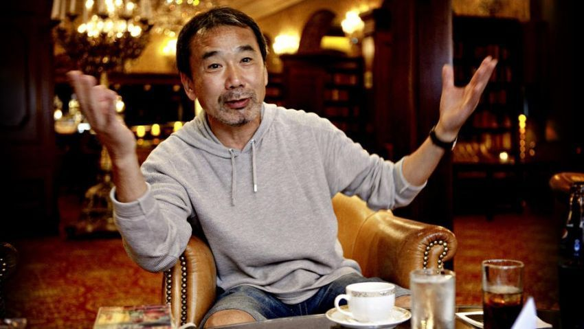 Haruki Murakami, orang beruntung yang dibayar mahal dari melakukan hal yang disukai