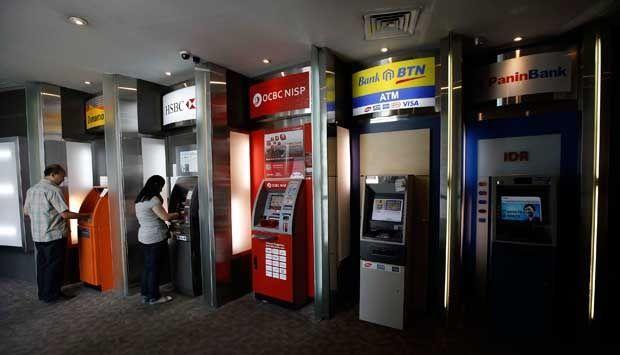 Tentukan harimu ke ATM