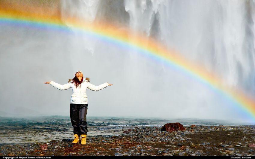 hidupmu penuh warna seperti pelangi.