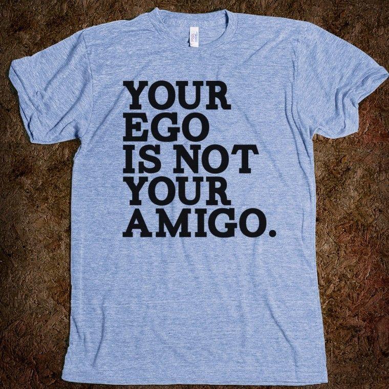 kritik akan mampu mengurangi egomu