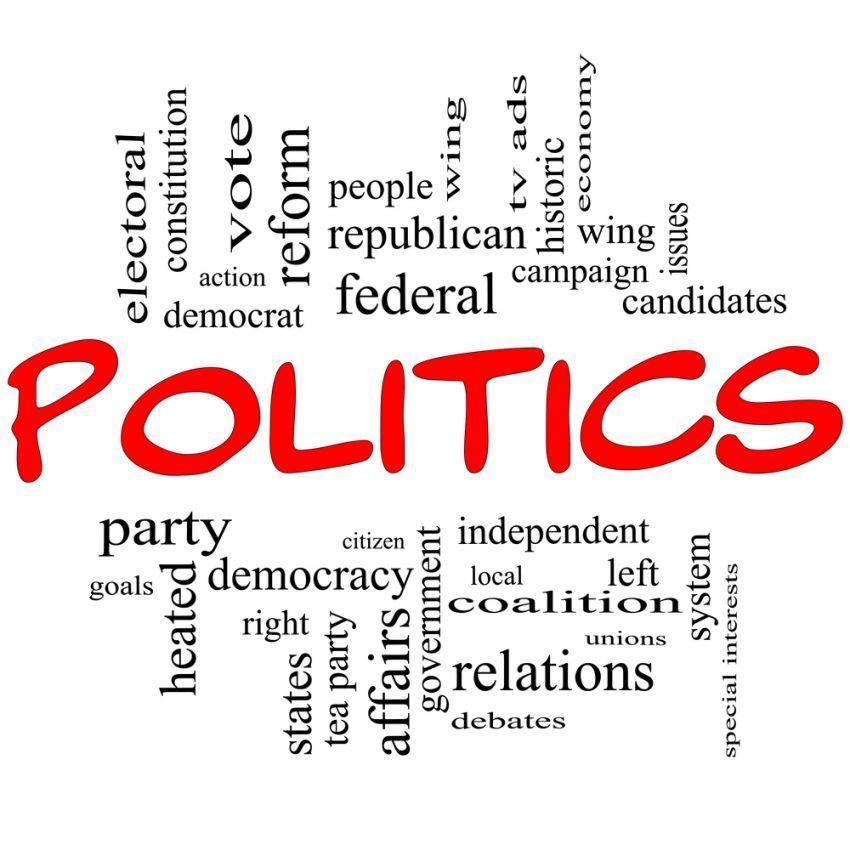 politik di Amerika atau Rusia itu sensitif