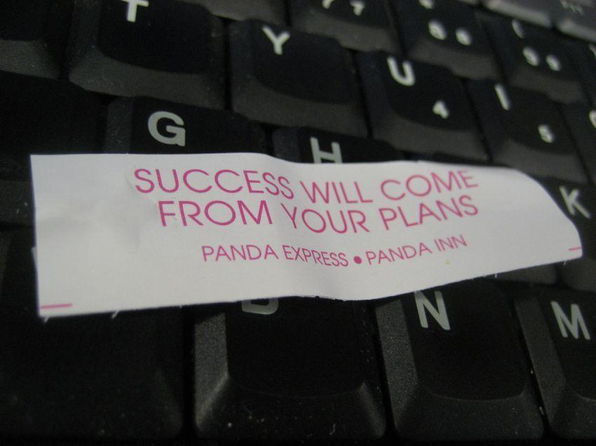 sukses adalah proses