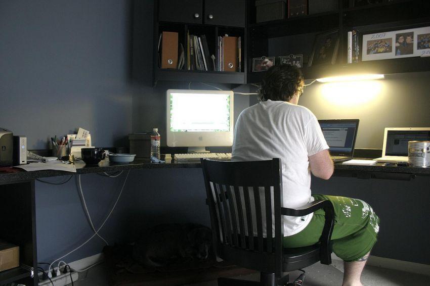 bekerja dirumah membuat kamu harus online setiap saat