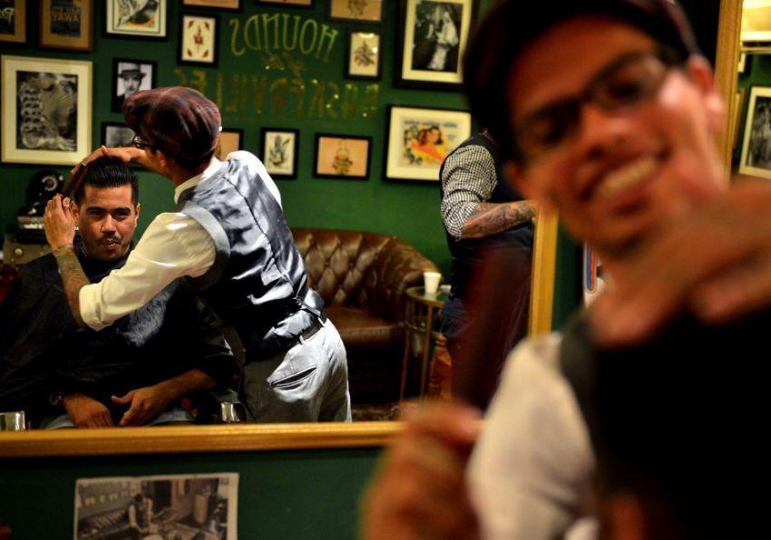 Mencari barber yang cocok itu susah-susah gampang