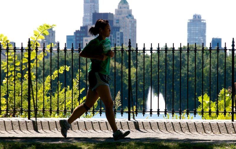 jogging pagi