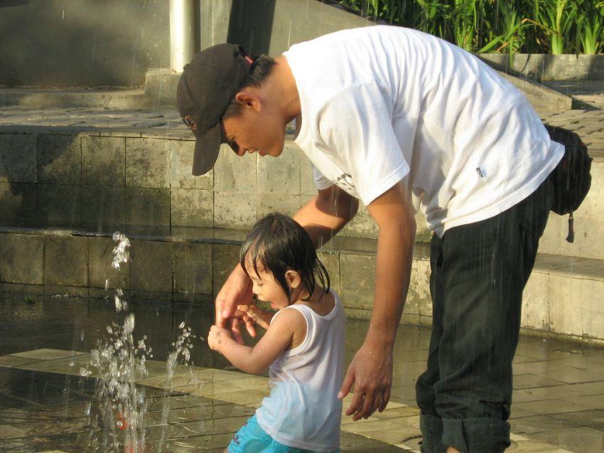 Laki-laki sadar kesehatan reproduksi pasangan dan anak
