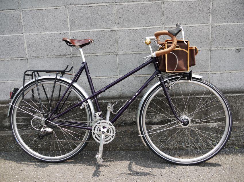 Perlengkapan sepeda