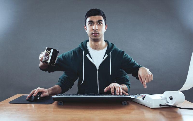 sebaiknya, hindari multitasking