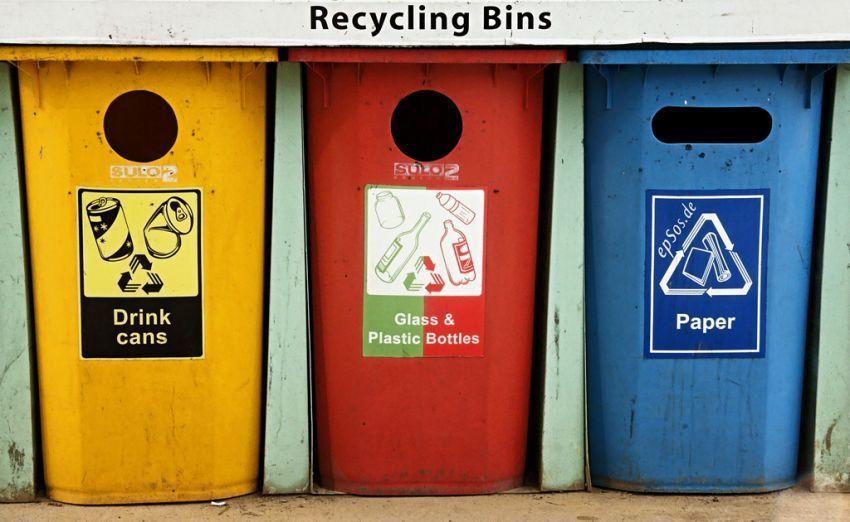 biasakan daur ulang dengan memilah sampah