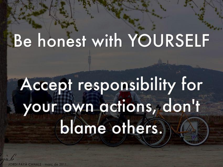 jangan menyalahkan orang lain