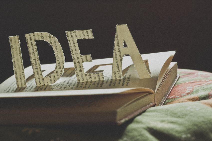 selalu gali ide-ide baru