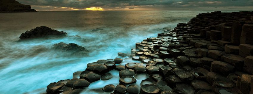 Giant causeway,