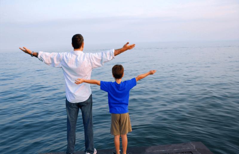 Rutinitas harus ditanamkan semenjak masa kanak-kanak