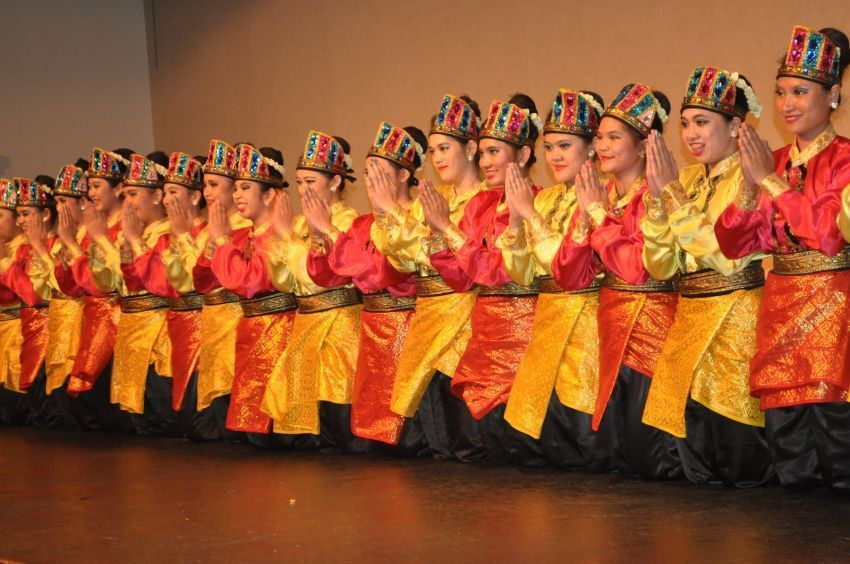 Tari Saman, kegiatan ekskul yang populer dan bermanfaat untuk anak muda