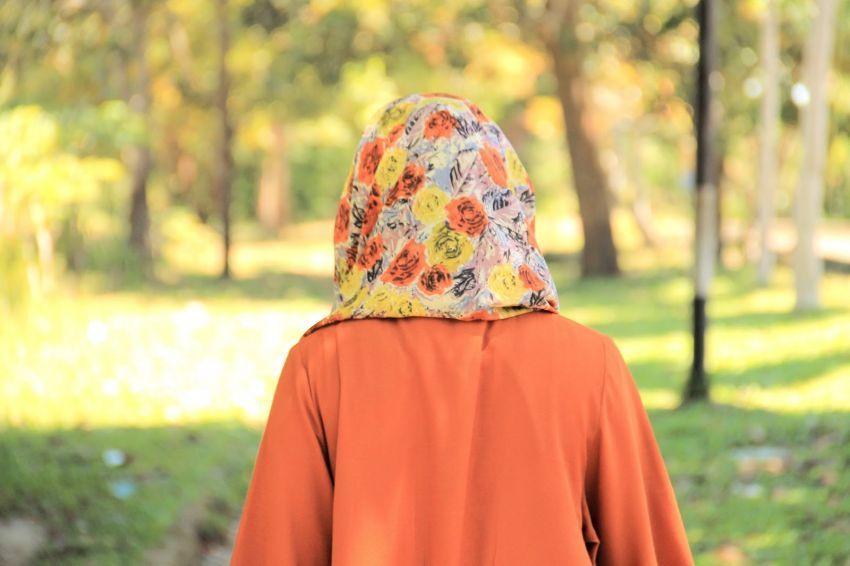 Jilbab membuatmu merasa lebih tenang