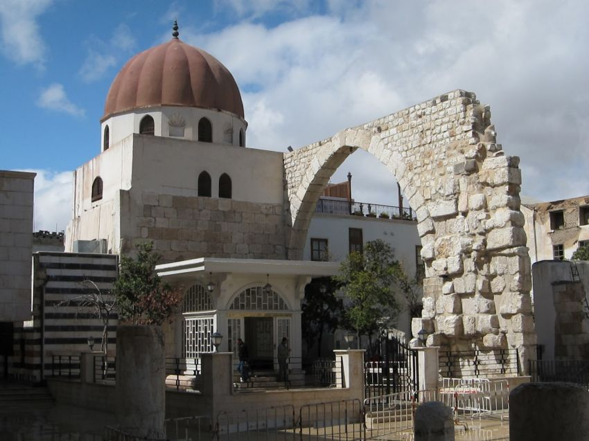 Mausoleum Saladin