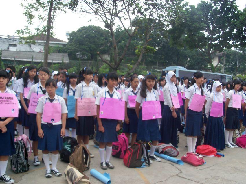 Selamat datang 'drama' SMA