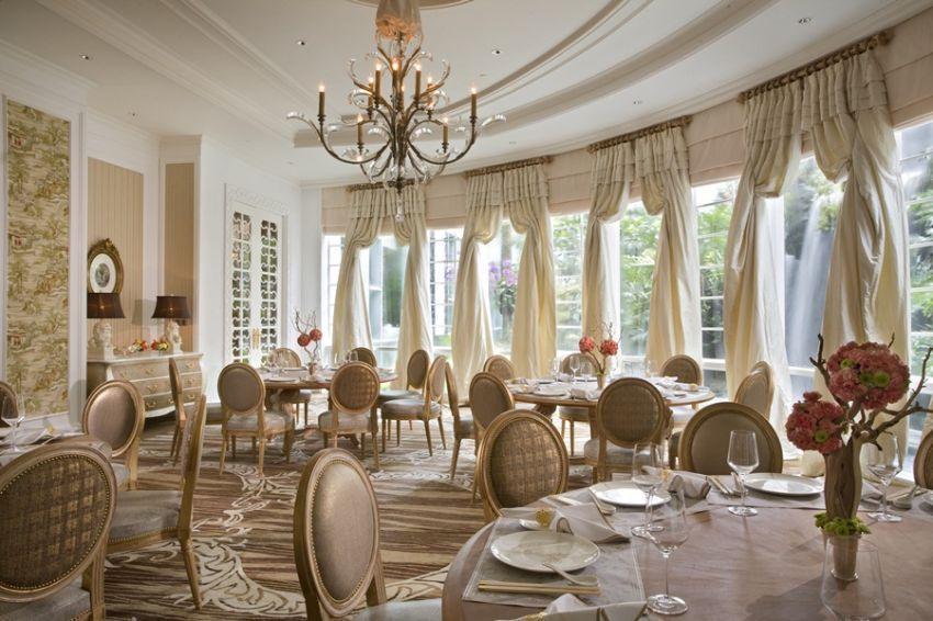 Restoran Orient8, Hotel Mulia