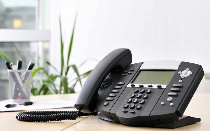 sambungan telepon dan koneksi internet