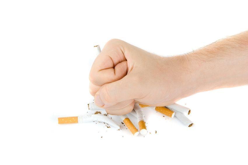 Stop merokok sekarang!