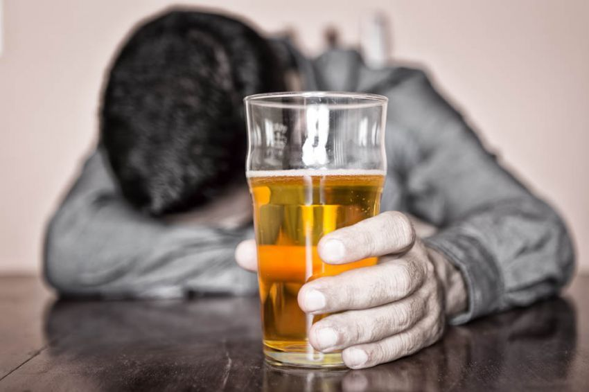 Stop minum minuman beralkohol