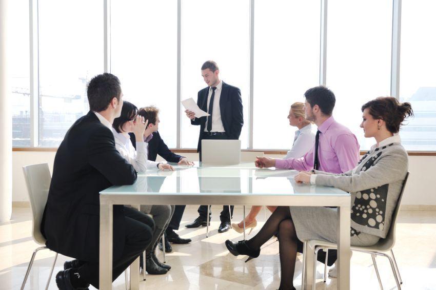 Cari bos baru