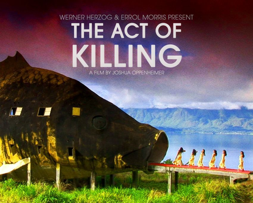 fim the act of killing