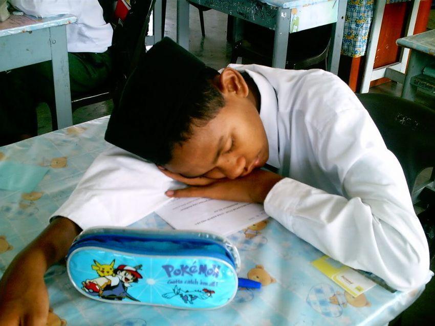 Tidur yuk!!