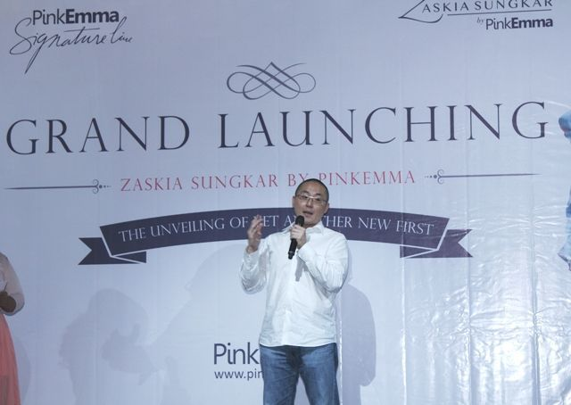 CEO Pink Emma, Iwan Tantra