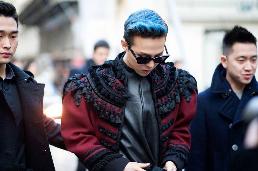 Pengen rambut biru? Sah-sah aja kok!