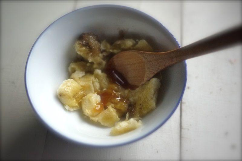 Masker pisang dan madu
