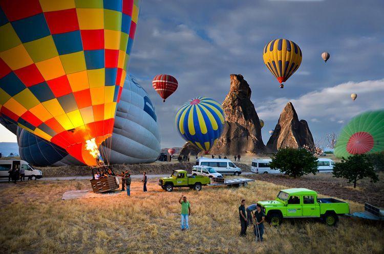 Pengalaman baru: naik balon udara
