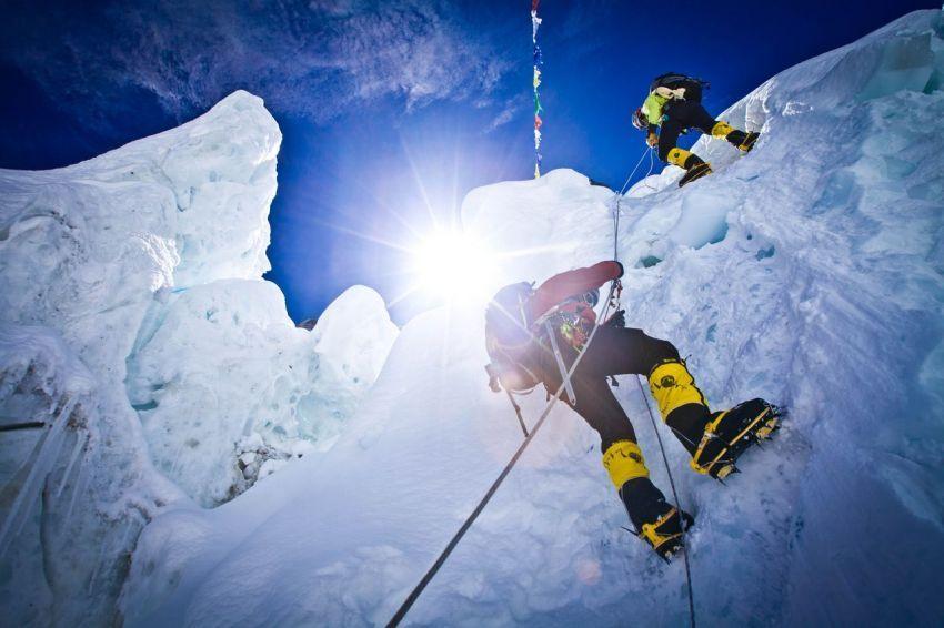 Mendaki dan mendekati bahaya