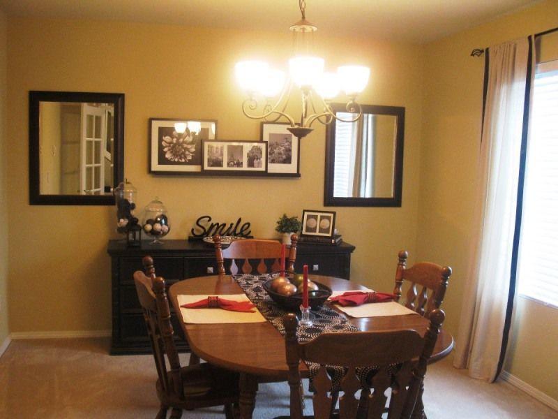 ruang makan tanpa tv tempat berkumpul bersama keluarga