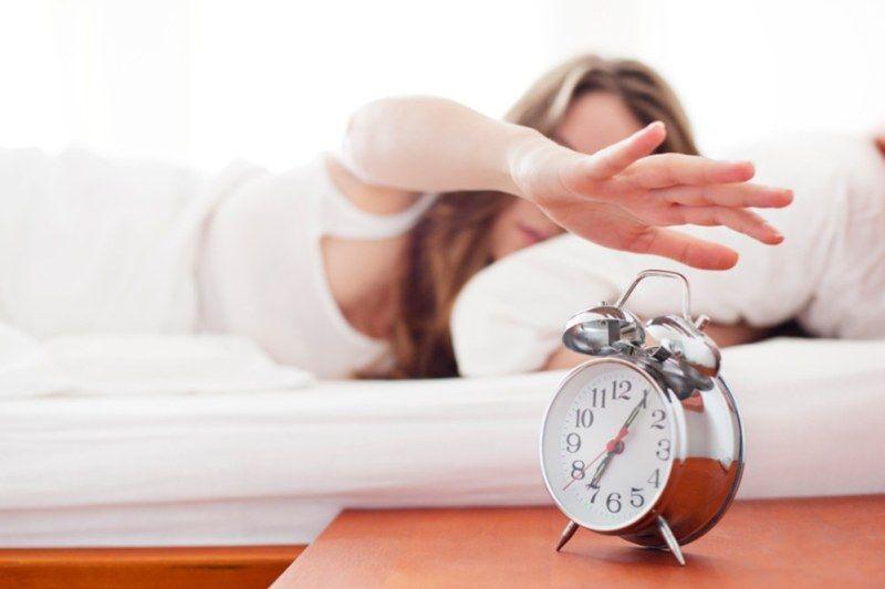 matiin alarm dan tidur lagi