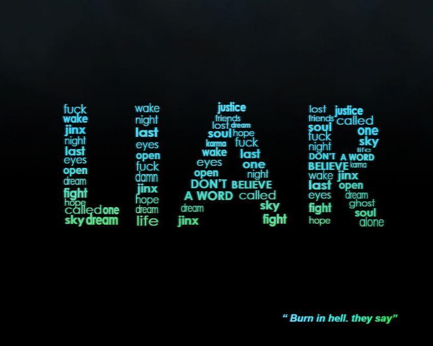 Sering dikira bohong sama teman-teman